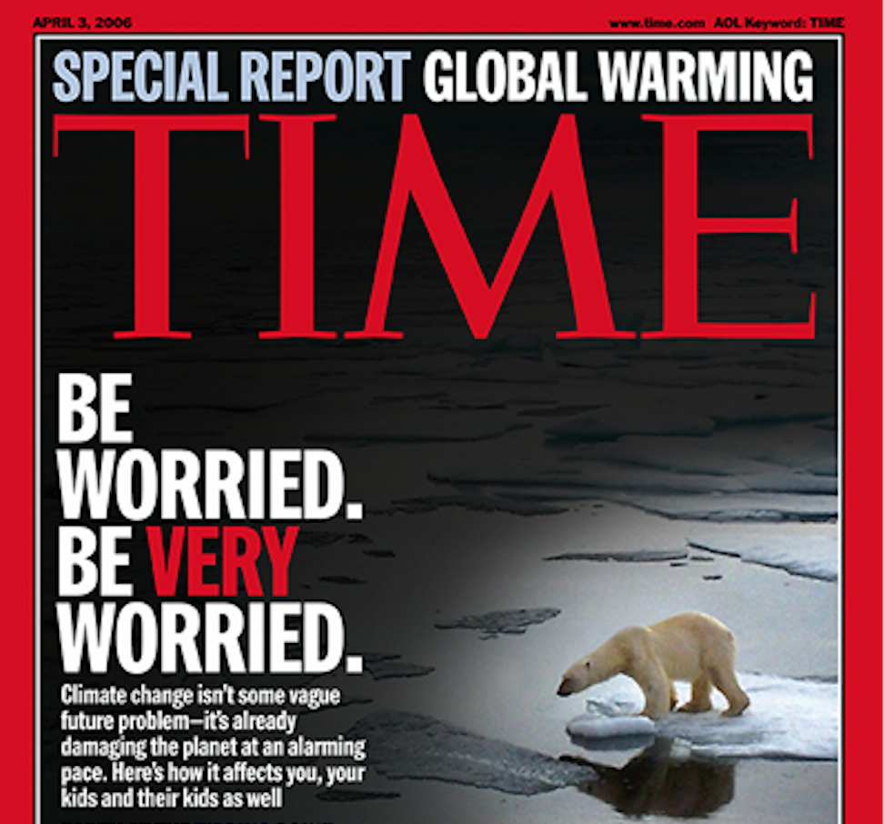 Media Global Warming