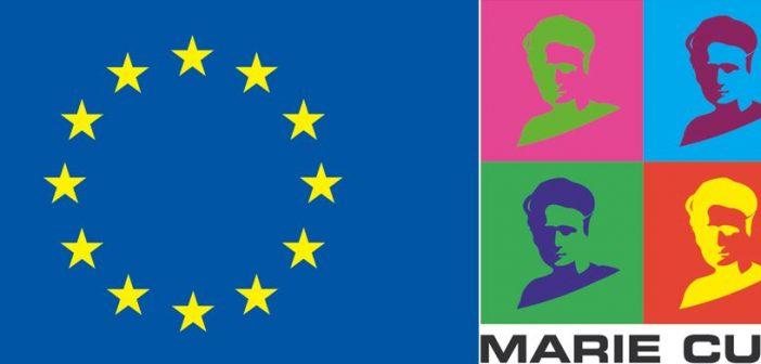EU-flag-and-Marie-Curie-Logos-II